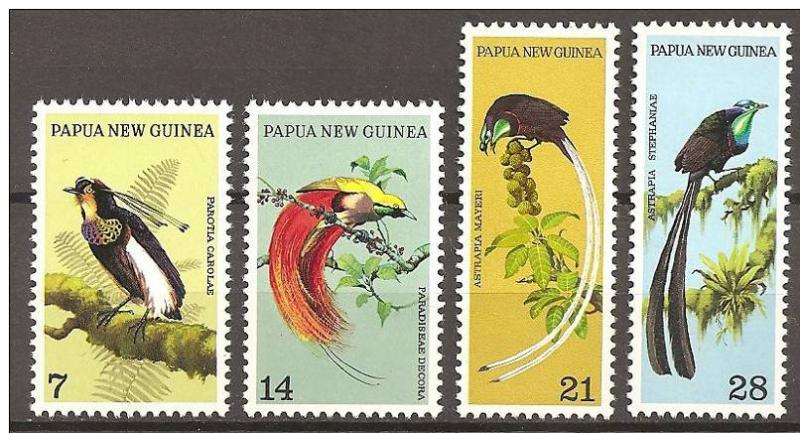 Name:  328- PAPUA NEW GUINEA 1973 BIRDS scott 20e -135k.jpg