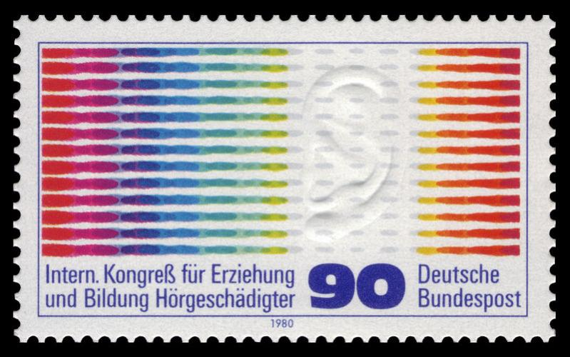 Name:  800px-DBP_1980_1053_Internationaler_Kongreß_für_Erziehung_und_Bildung_Hörgeschädigter.jpg Views: 359 Size:  69.0 KB