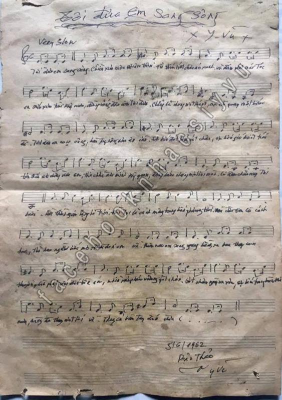 Name:  Toi dua em sang song-Y Vu-ban thao 5-6-1962.jpg Views: 126 Size:  83.4 KB
