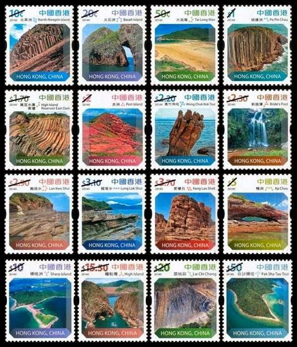 Name:  Hong Kong - 2014 Hong Kong Definitive Stamps.jpg Views: 151 Size:  161.2 KB