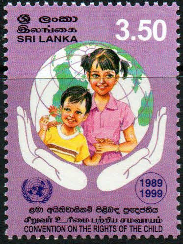 Name:  2-sri-lanka-1999-united-nations-rights-of-the-child-convention-sg-1453-fine-mint-74012-p.jpg Views: 200 Size:  58.2 KB