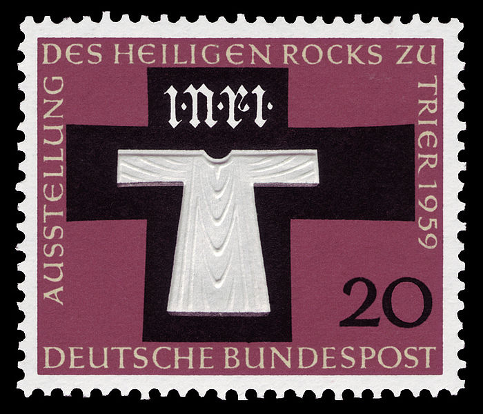 Name:  700px-DBP_1959_313_Heiliger_Rock.jpg Views: 365 Size:  91.5 KB