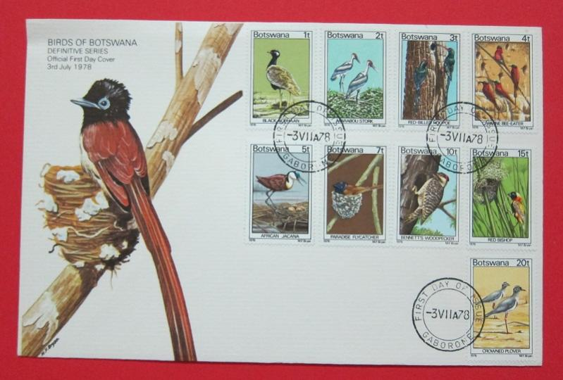 Name:  5A- FDC BIRDS BOTSWANA 1978 - 280K.jpg Views: 399 Size:  64.6 KB