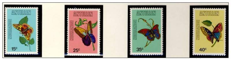 Name:  20 -NETHERLANDS ANTILLES 1978 BUTTERFLIES MNH -49k.jpg Views: 409 Size:  30.7 KB