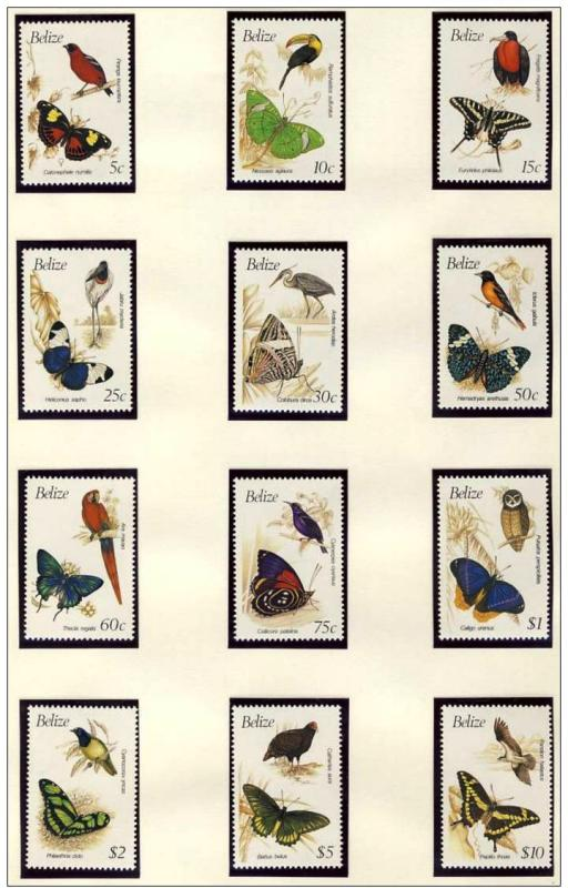 Name:  52-BELIZE 1990 BIRDS AND BUTTERFLIES MNH - 800K.jpg Views: 396 Size:  74.9 KB