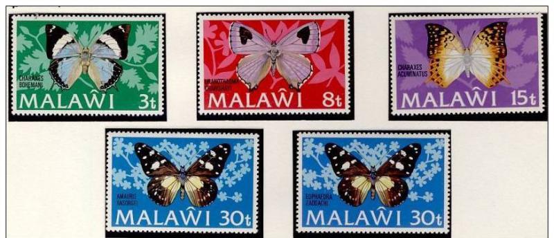 Name:  96-MALAWI 1973 BUTTERFLIES MNH- 250k.jpg Views: 338 Size:  61.3 KB