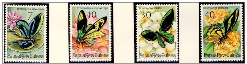 Name:  114-PAPUA AND NEW GUINEA 1975 BUTTERFLIES MNH- 65k.jpg Views: 331 Size:  44.0 KB