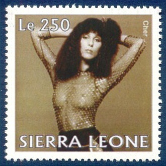 Name:  983_Cher-Postage-Stamp-Sierra-Leone-MNH.jpg Views: 151 Size:  48.7 KB