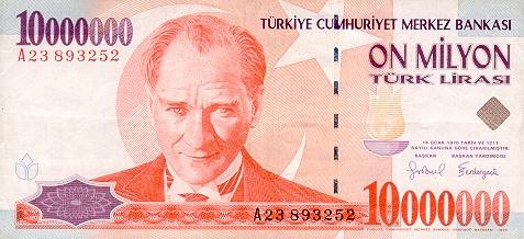 Name:  TurkeyP213-10000000Lira-L1970(1999)_f.jpg Views: 233 Size:  69.7 KB