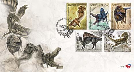 Name:  7.156 Dinosaurs FDC.jpg Views: 1337 Size:  57.4 KB