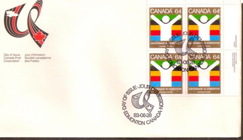 Name:  Canada 0982z FDC PBlk.jpg Views: 154 Size:  39.1 KB