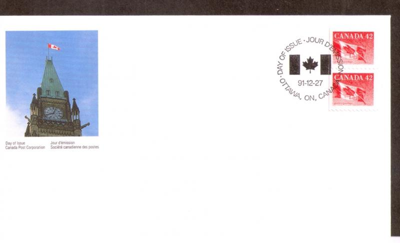 Name:  Canada 1394 FDC.jpg