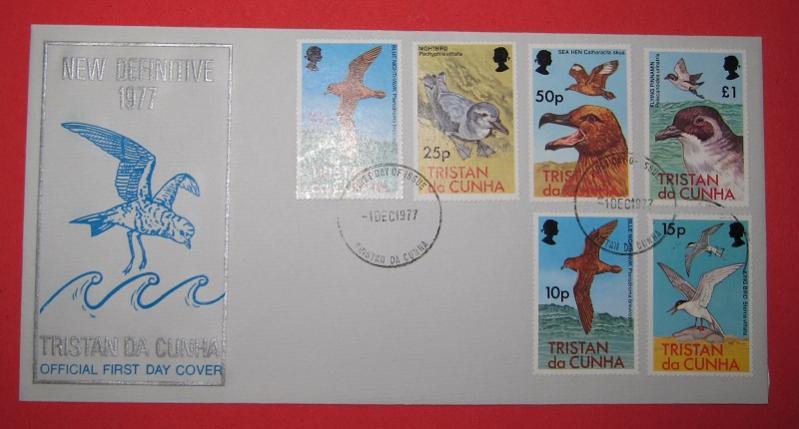 Name:  3- FDC BIRDS TRSTAN DA CUNHA 1977- 160K.jpg Views: 394 Size:  43.9 KB