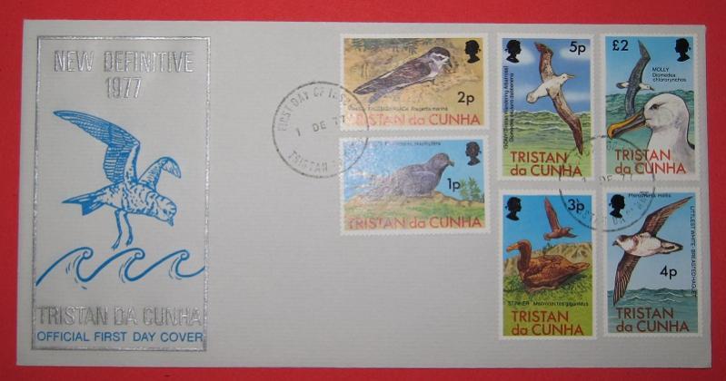 Name:  3A- FDC BIRDS TRSTAN DA CUNHA 1977- 160K.jpg Views: 397 Size:  46.5 KB