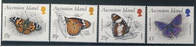 Name:  11 -ASCENSION 1987 BUTTERFLIES MNH - 150K.jpg Views: 441 Size:  29.7 KB