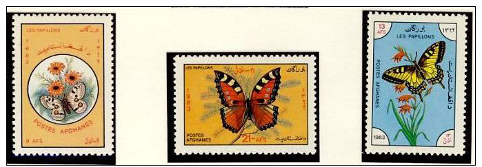Name:  15 -AFGHANISTAN 1983 BUTTERFLIES MNH - 115k.jpg Views: 425 Size:  88.2 KB