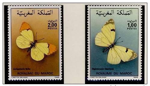 Name:  36 -MOROCCO 1986 BUTTERFLIES MNH - 45k.jpg Views: 398 Size:  76.6 KB
