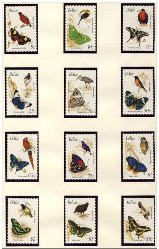 Name:  52-BELIZE 1990 BIRDS AND BUTTERFLIES MNH - 800K.jpg Views: 391 Size:  74.9 KB