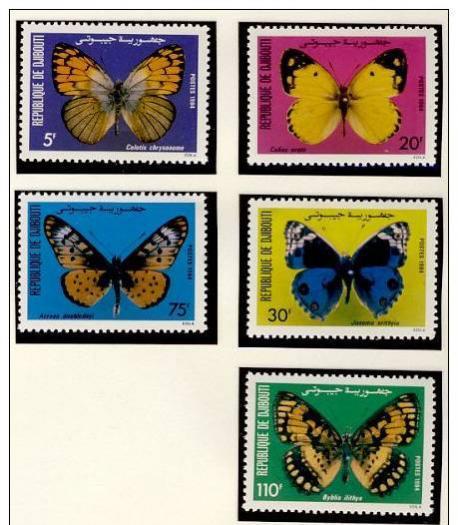Name:  98 -DJIBOUTI 1984 BUTTERFLIES MNH-  135k.jpg Views: 336 Size:  51.3 KB