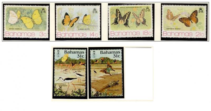Name:  116 -BAHAMAS 1975 -1985 BUTTERFLIES MNH- 230k.jpg Views: 324 Size:  50.8 KB