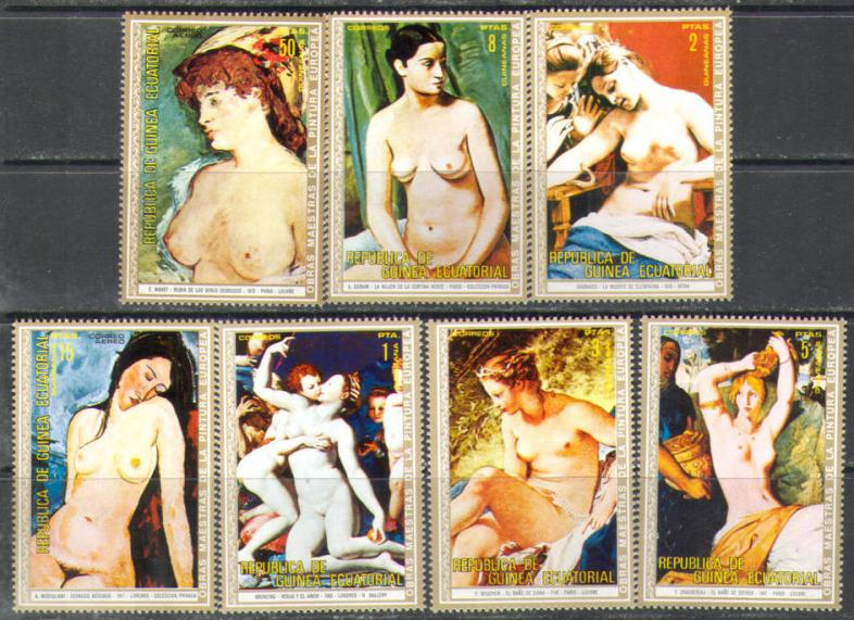 Name:  370-Painting Art Nudes Equatorial Guinea- 50k.jpg Views: 122 Size:  101.5 KB
