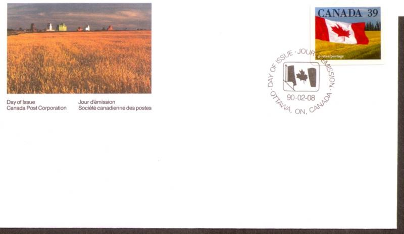 Name:  Canada 1192 FDC.jpg