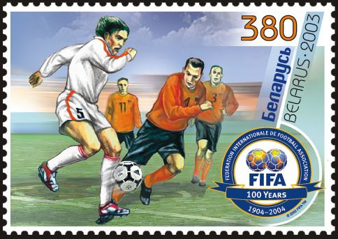 Name:  Belarus_stamp_no__524_-_Centenary_of_FIFA.jpg Views: 165 Size:  47.0 KB