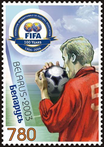 Name:  Belarus_stamp_no__526_-_Centenary_of_FIFA.jpg Views: 167 Size:  43.6 KB