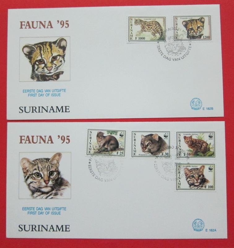 Name:  419- FDC WWF SURINAME 1995 - 95K.jpg Views: 177 Size:  62.7 KB