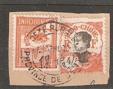 Name:  Euro 5-INDOCHINE  RARE CACHET POSTE RURALE SUR N° 159-Feb09.JPG Views: 587 Size:  35.1 KB
