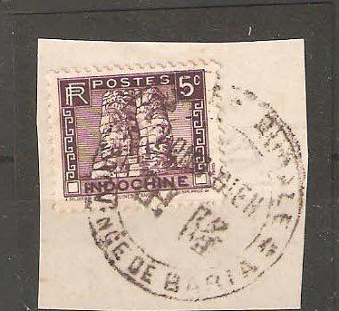 Name:  Euro 5-INDOCHINE  RARE CACHET POSTE RURALE BARIA SUR N° 159-Feb09.JPG Views: 524 Size:  32.9 KB