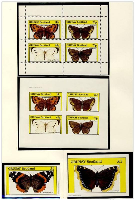 Name:  244 -GRUNAY UK LOCAL 1982 BUTTERFLIES MNH- 445k.jpg Views: 156 Size:  73.2 KB