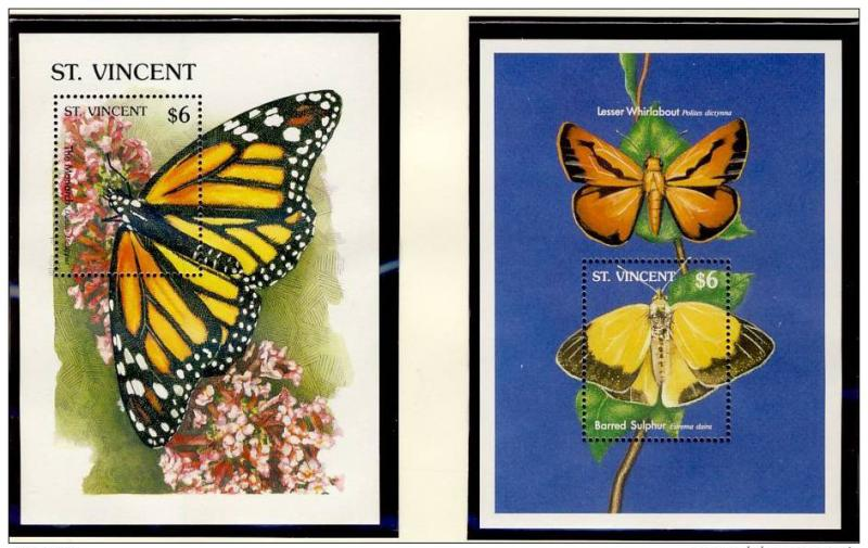 Name:  247-ST VINCENT 1989 BUTTERFLIES BLOCKS MNH- 195k.jpg Views: 156 Size:  78.0 KB