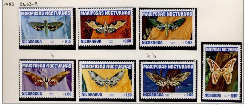 Name:  253-NICARAGUA BUTTERFLIES MNH-400k.jpg Views: 140 Size:  68.1 KB