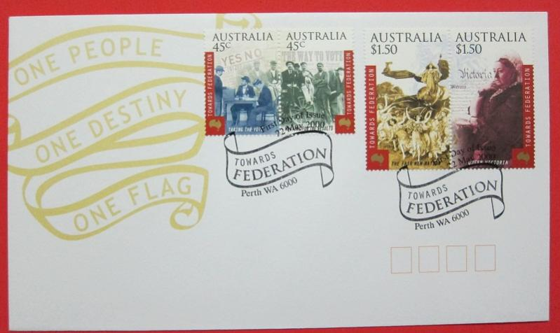 Name:  432- australia 2000 Towards Federation fdc- 50k.jpg Views: 219 Size:  46.6 KB