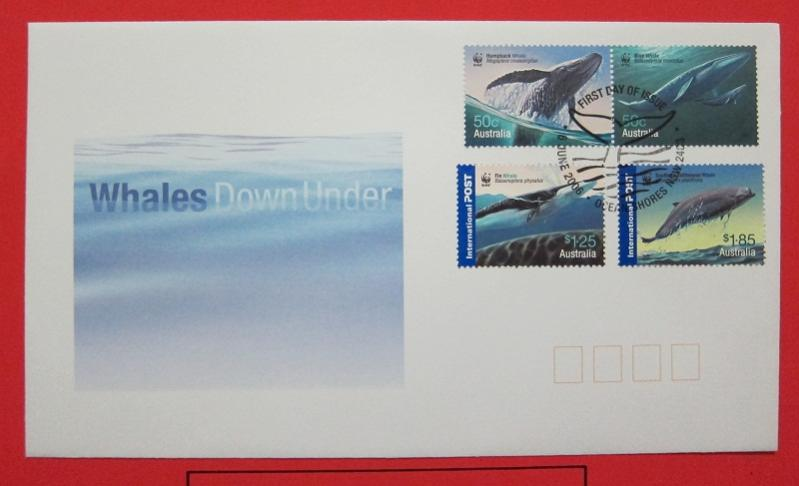 Name:  413-AUSTRALIA FDC WHALES DOWN UNDER ANIMAL- 70K.jpg Views: 231 Size:  36.7 KB