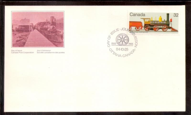 Name:  Canada 1036 FDC.jpg