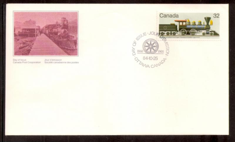 Name:  Canada 1037 FDC.jpg