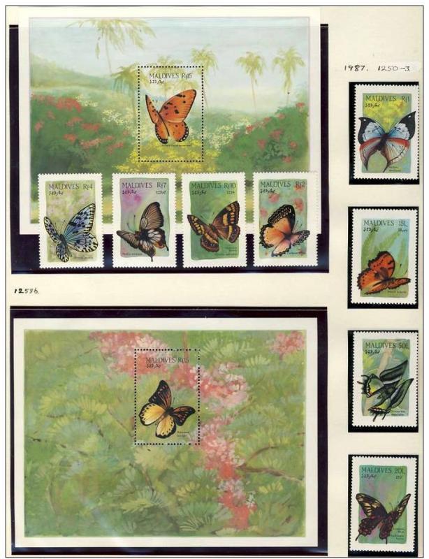 Name:  239-MALDIVES 1987 BUTTERFLIES MNH- 790K.jpg Views: 184 Size:  86.5 KB