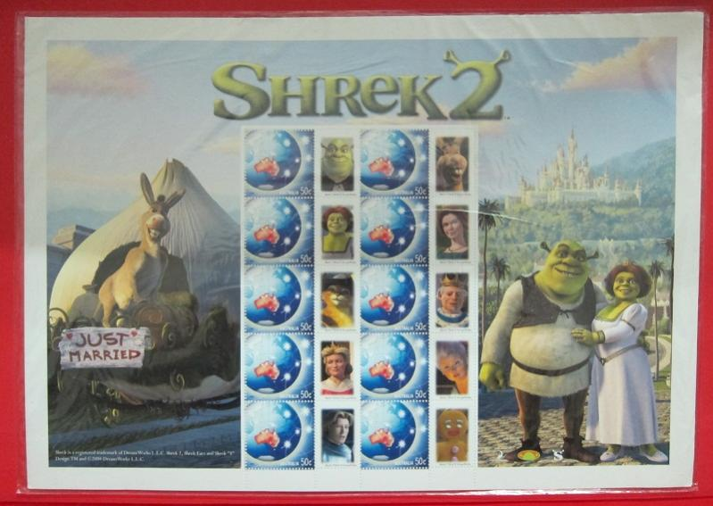 Name:  356-Australia - Shrek 2 The Movie - Souvenir Stamp Sheet limit-400k.jpg Views: 127 Size:  65.9 KB