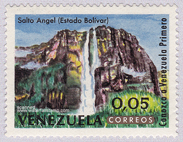 Name:  Venezuela_1964_Angel_Falls_Auyantepui_table_mountain_stamp.jpg