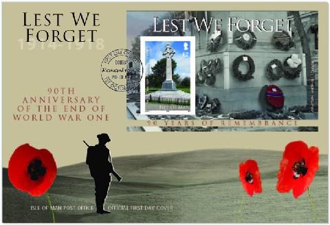 Name:  WW1_RemembranceMiniatureSheetFDC.jpg Views: 133 Size:  50.7 KB